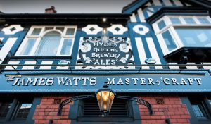 the best pub in Cheadle, Cheshire